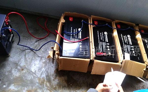 新疆离网太阳能发电系统