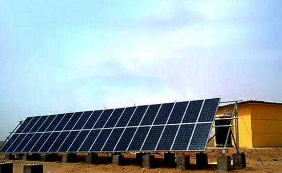 新疆离网光伏发电系统价格