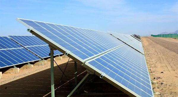 养殖场太阳能发电系统