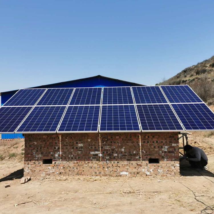 养殖场太阳能发电设备
