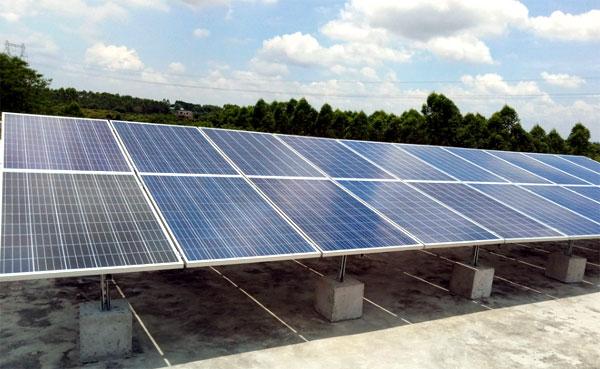 太阳能储能系统