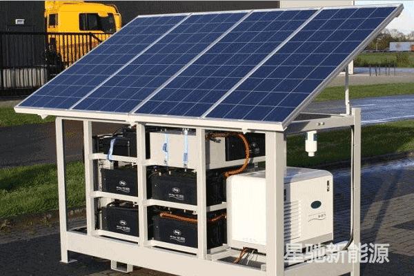 5千瓦太阳能发电设备