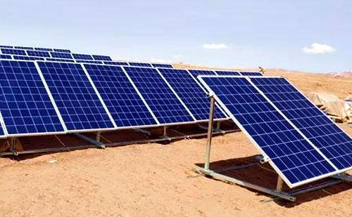 5kw太阳能光伏离网发电系统