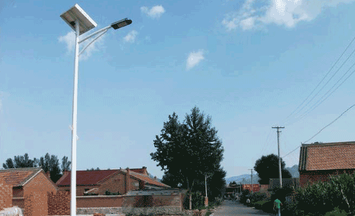 太阳能路灯4米杆价格