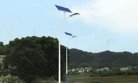 学校太阳能路灯