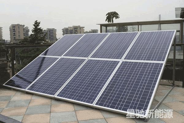 太阳能发电系统多少钱一套