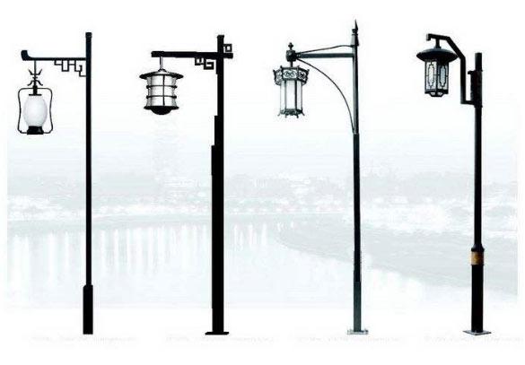 4米高庭院灯价格
