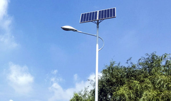 8米太阳能路灯生产厂家
