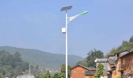5米太阳能路灯厂家