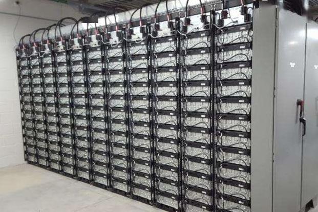 电网储能系统