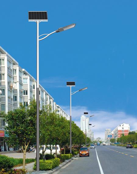工矿企业厂区太阳能照明系列