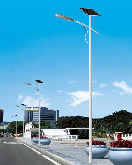 城市8太阳能led路灯