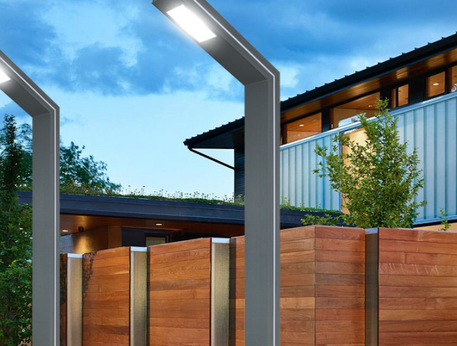 别墅太阳能路灯