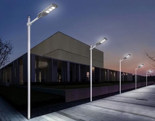 厂区一体化太阳能路灯