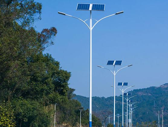 4米20w新农村太阳能路灯参数配置
