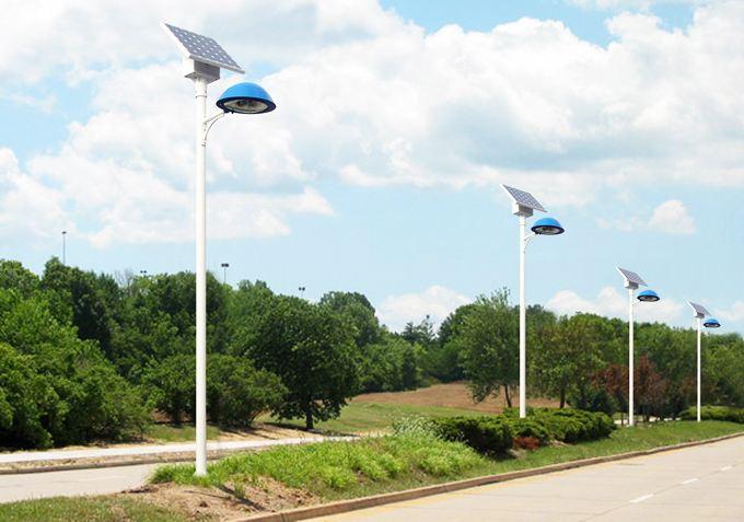 5米30w新农村太阳能路灯参数配置