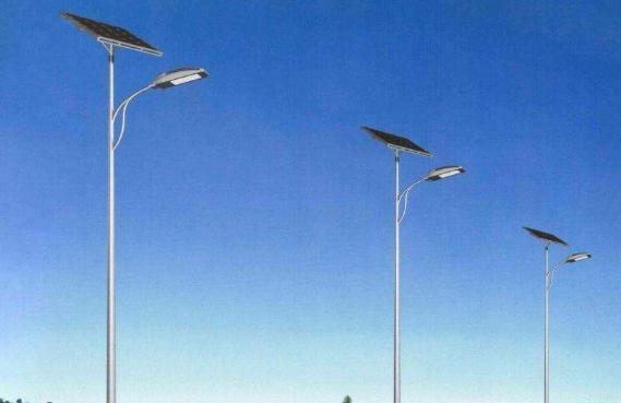 8米40瓦新农村太阳能路灯规格参数