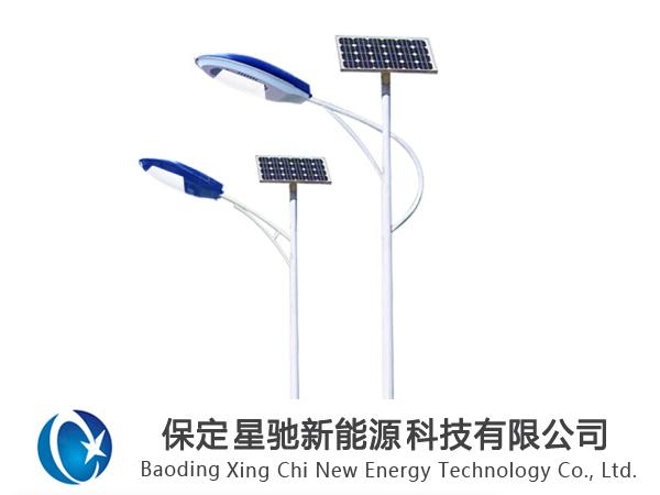 农村太阳能路灯规格参数