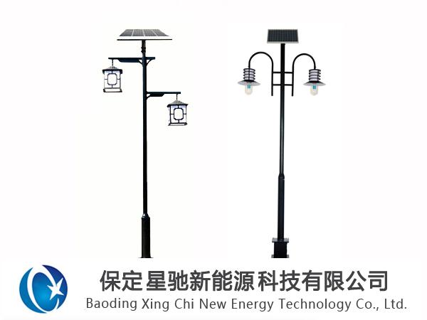 4米太阳能庭院灯价格