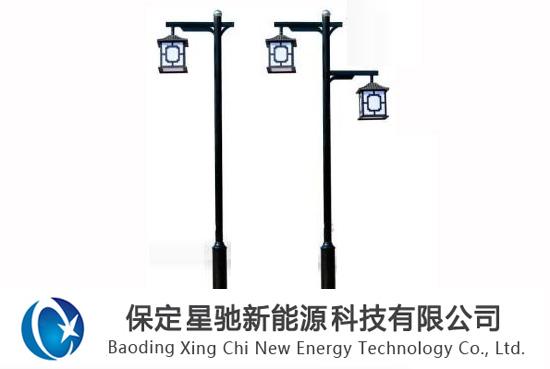 中式复古庭院灯