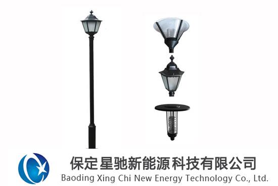 3・5米高庭院灯