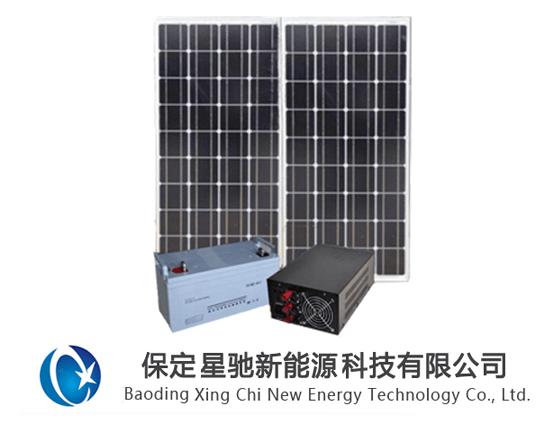 5kw离网型太阳能发电系统