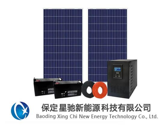 10kw离网光伏发电系统