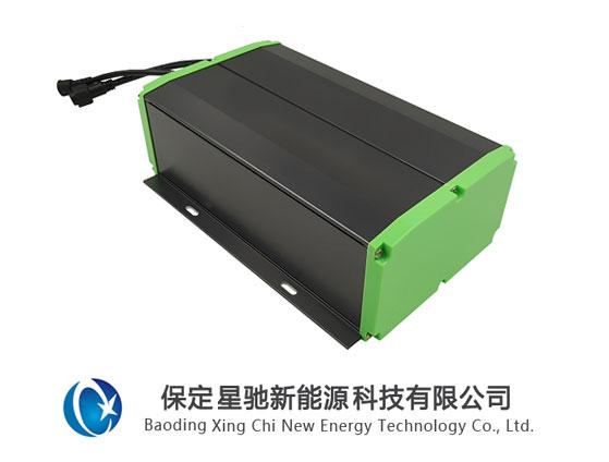 12v50ah太阳能路灯锂电池
