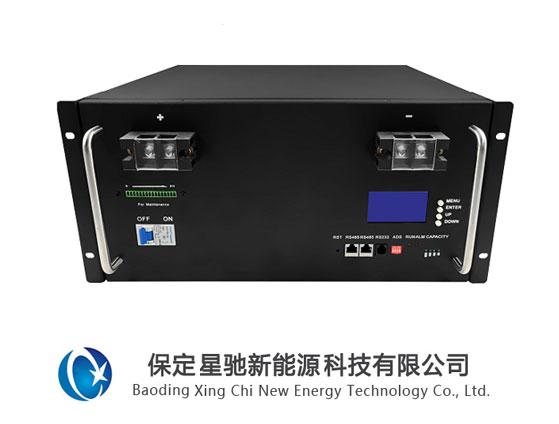 机架式通信锂电池