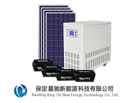 光伏储能电站容量配置