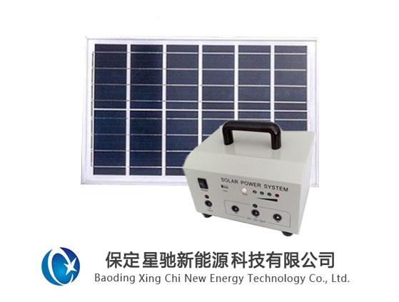 300w太阳能离网发电