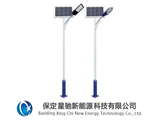 锂电太阳能路灯价格